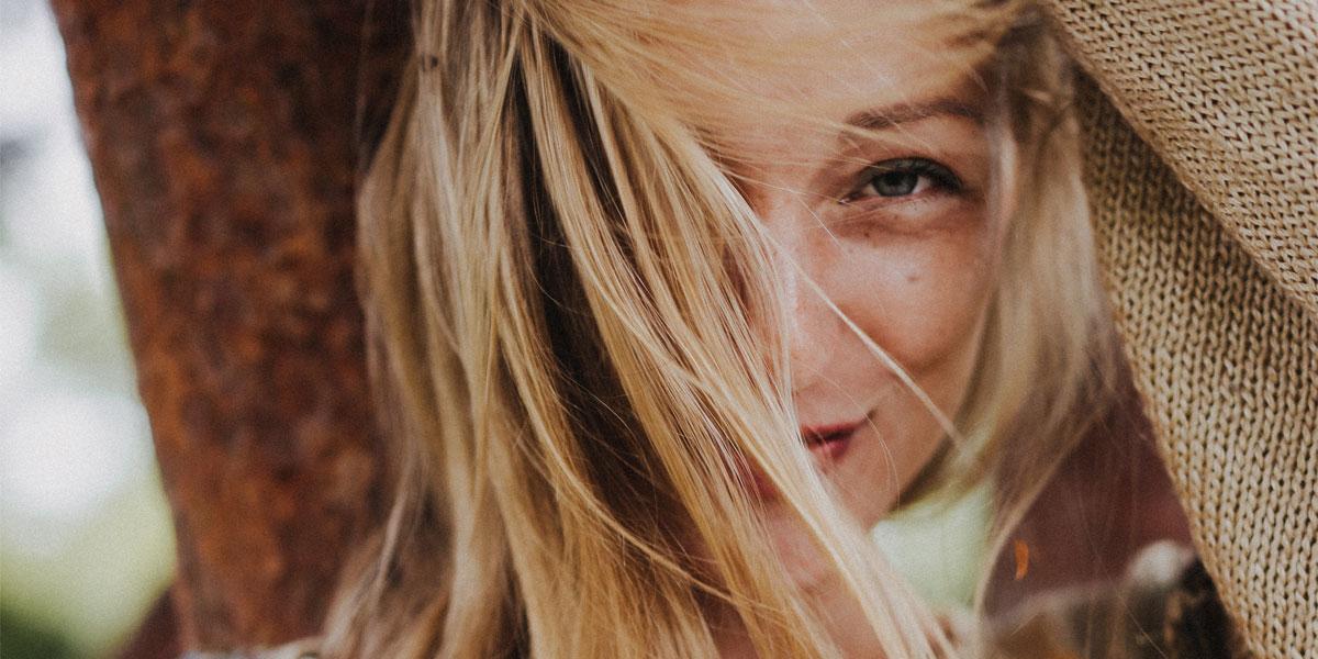 blondes maedchen
