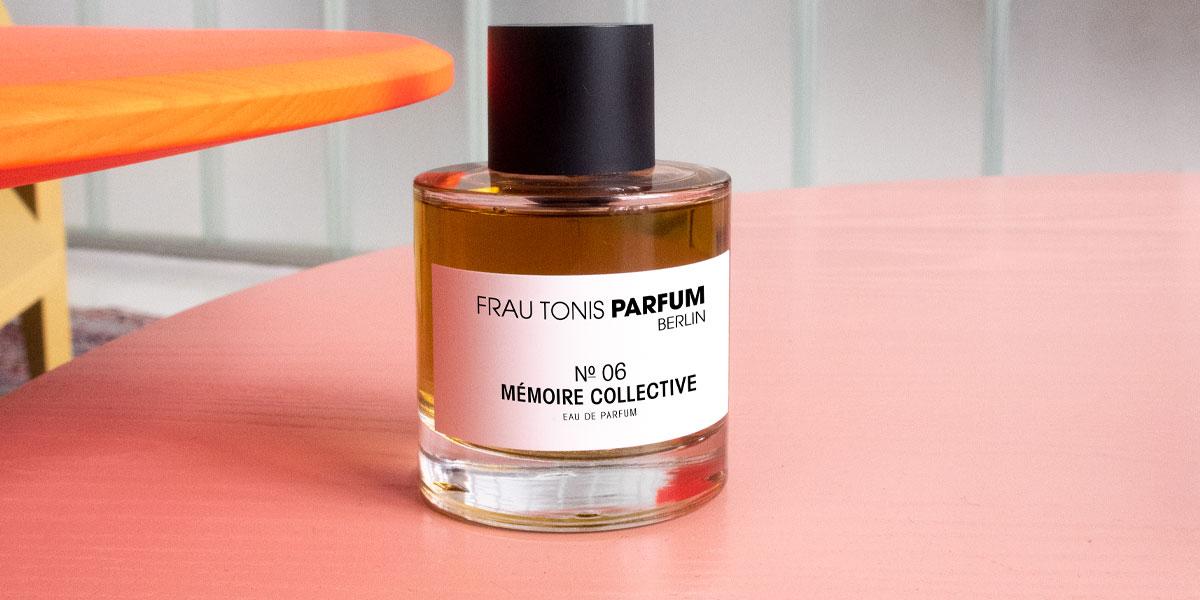 frau tonis parfum memoire