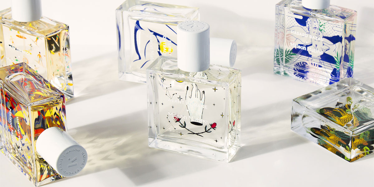 maison matine parfum