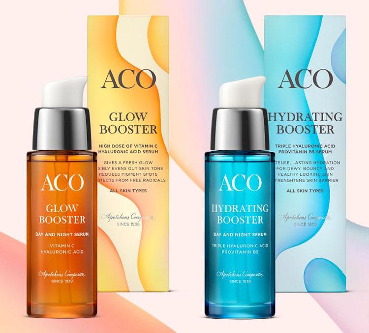 ACO Booster Produkt