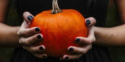 halloween-manikuere